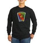 Bell-Cudahy Police Long Sleeve Dark T-Shirt