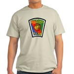Bell-Cudahy Police Light T-Shirt
