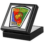 Bell-Cudahy Police Keepsake Box