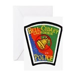 Bell-Cudahy Police Greeting Card