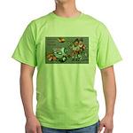 Happy Irish New Year Green T-Shirt