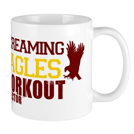 Eagles Workout Mug