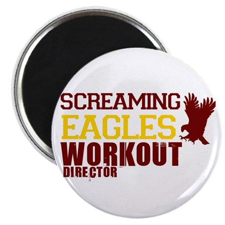 Eagles Workout Magnet