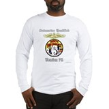 Version SSN 711 Officer Long Sleeve T-Shirt