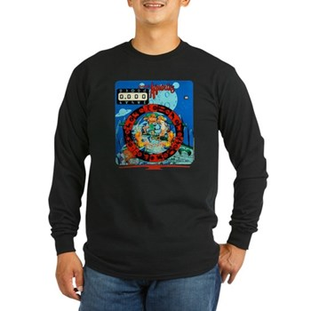 "Gottlieb® ""Aquarius"" Long Sleeve Dark T-Shirt"