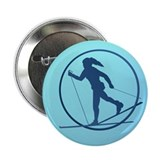 "XC framed 2.25"" Button (10 pack)"