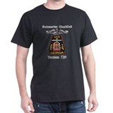 Version SSBN 729 Enlisted T-Shirt