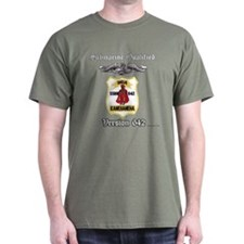 Version SSBN 642 Enlisted T-Shirt