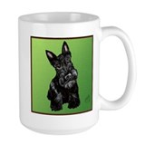 Scotty Dog Mug