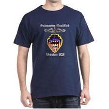 Version SSBN 628 Enlisted T-Shirt