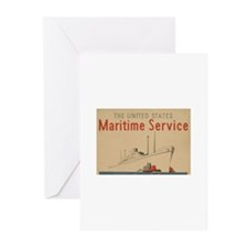 Merchant Marines Greeting Cards (Pk of 20)