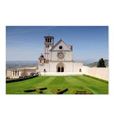 ASSISI ICON - Postcards (Package of 8)