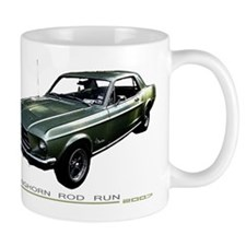 Longhorn Rod Run Mug