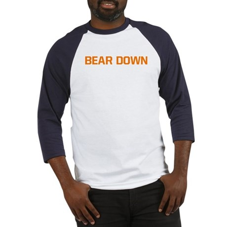 Bear Down Baseball Jersey