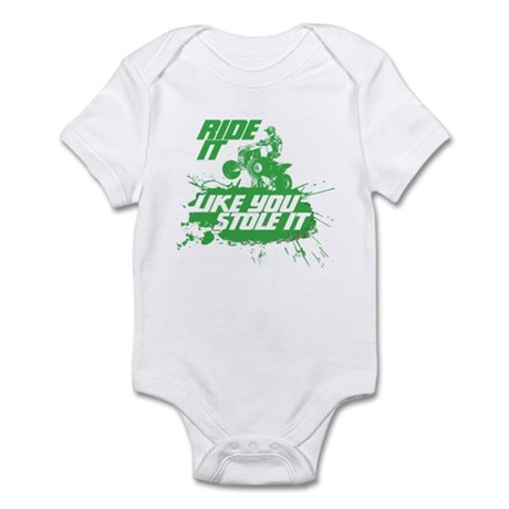 LIKE YOU STOLE IT Infant Bodysuit