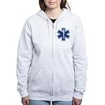 EMT Rescue Women's Zip Hoodie