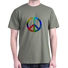 Unique Peace earth T-Shirt