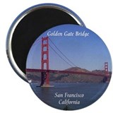 San Francisco Souvenir Magnet