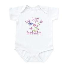 My BFFL is Kaitlin Infant Bodysuit