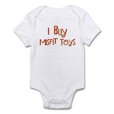 I Buy Misfit Toys Infant Bodysuit