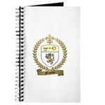 MAUDOUX Family Crest Journal