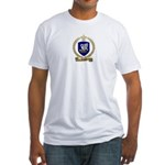 LEJEUNE Family Crest Fitted T-Shirt