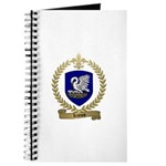 LEJEUNE Family Crest Journal