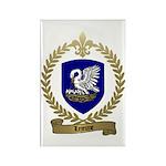 LEJEUNE Family Crest Rectangle Magnet (10 pack)