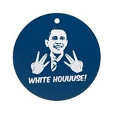 White Houuuse! Ornament (Round)