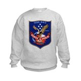 USS JAMES K. POLK Sweatshirt