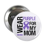IWearPurple Mom 2.25&quot; Button