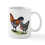 Ameraucana Fowl Mug