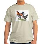 Ameraucana Fowl Light T-Shirt