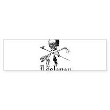 Leelanau Pirate - Bumper Sticker (10 pk)