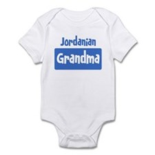 Jordanian grandma Infant Bodysuit