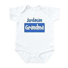 Jordanian grandma Infant Bodysuit