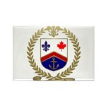 LENORMAND Family Crest Rectangle Magnet (100 pack)
