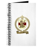 LEONARD Family Crest Journal