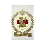LEONARD Family Crest Rectangle Magnet (10 pack)