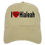 I Love Hialeah Florida Cap