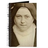 St Therese Holy Face Journal