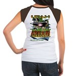 Utah The New Area 51 Women's Cap Sleeve T-Shirt