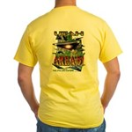 Utah The New Area 51 Yellow T-Shirt
