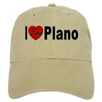 I Love Plano Texas Cap