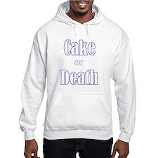 Unique Cake death Hoodie