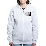 James Madison 9 Women's Zip Hoodie