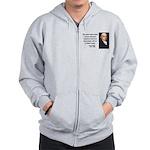 James Madison 9 Zip Hoodie