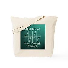 Tangent Tote Bag