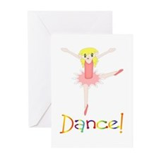 Dance Greeting Cards (Pk of 20)