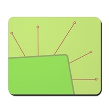 Retro Avacado Mousepad